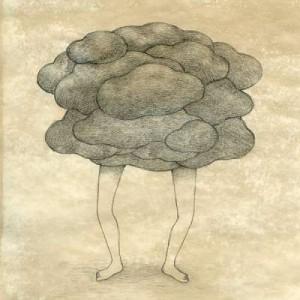 Cloud and Tree Drawings